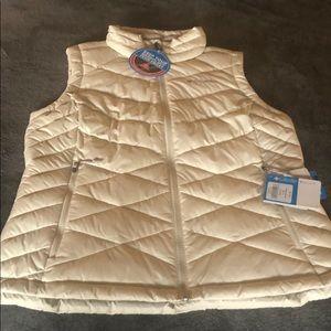 NWT Columbia Vest